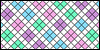Normal pattern #31072 variation #60932