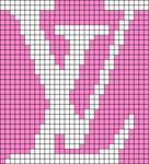 Alpha pattern #42964 variation #60944