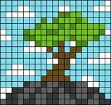 Alpha pattern #8555 variation #60984