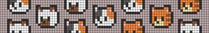 Alpha pattern #39260 variation #61015