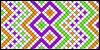 Normal pattern #35353 variation #61076