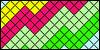 Normal pattern #25381 variation #61081