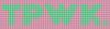 Alpha pattern #38816 variation #61156
