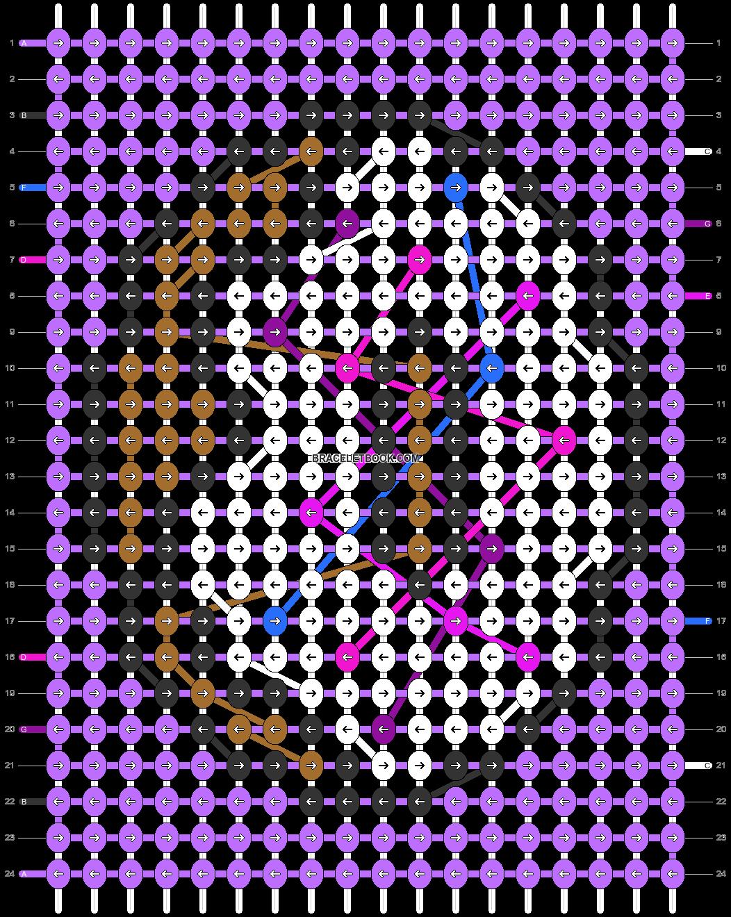 Alpha pattern #15579 variation #61338 pattern