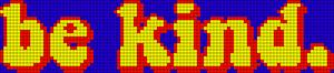 Alpha pattern #31422 variation #61380