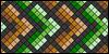 Normal pattern #31525 variation #61381