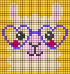 Alpha pattern #38374 variation #61459