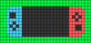 Alpha pattern #26971 variation #61493