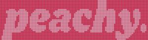 Alpha pattern #34837 variation #61512