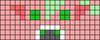 Alpha pattern #4585 variation #61621