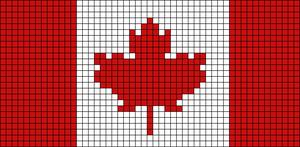 Alpha pattern #14140 variation #61700