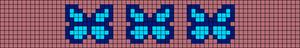 Alpha pattern #36093 variation #61726