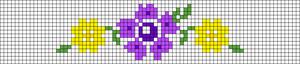 Alpha pattern #20956 variation #61831