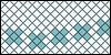 Normal pattern #11256 variation #61934