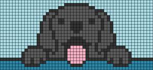 Alpha pattern #30630 variation #62101