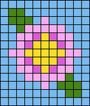 Alpha pattern #39646 variation #62174