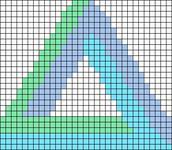 Alpha pattern #18616 variation #62297