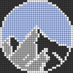 Alpha pattern #43905 variation #62310