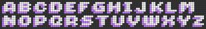 Alpha pattern #34279 variation #62367