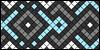 Normal pattern #18534 variation #62536