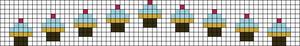 Alpha pattern #38931 variation #62601