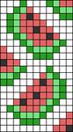 Alpha pattern #43871 variation #62624