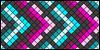 Normal pattern #31525 variation #62673