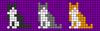 Alpha pattern #33767 variation #62721