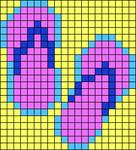 Alpha pattern #9535 variation #62888