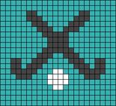 Alpha pattern #44045 variation #62900
