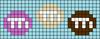 Alpha pattern #41650 variation #63066