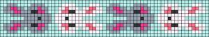 Alpha pattern #44141 variation #63130