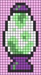 Alpha pattern #43237 variation #63311
