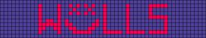 Alpha pattern #44165 variation #63338
