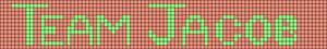 Alpha pattern #1519 variation #63364