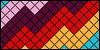 Normal pattern #25381 variation #63387