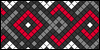 Normal pattern #18534 variation #63407