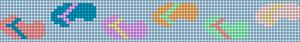 Alpha pattern #42242 variation #63573
