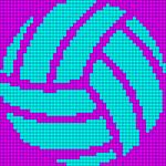 Alpha pattern #44282 variation #63587