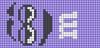 Alpha pattern #13526 variation #63596