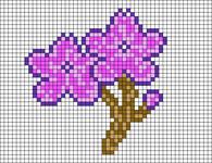 Alpha pattern #44242 variation #63779