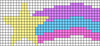 Alpha pattern #18687 variation #63919