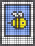 Alpha pattern #44371 variation #63982