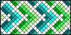 Normal pattern #31525 variation #64002