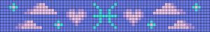 Alpha pattern #39112 variation #64024