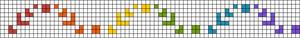 Alpha pattern #44427 variation #64047