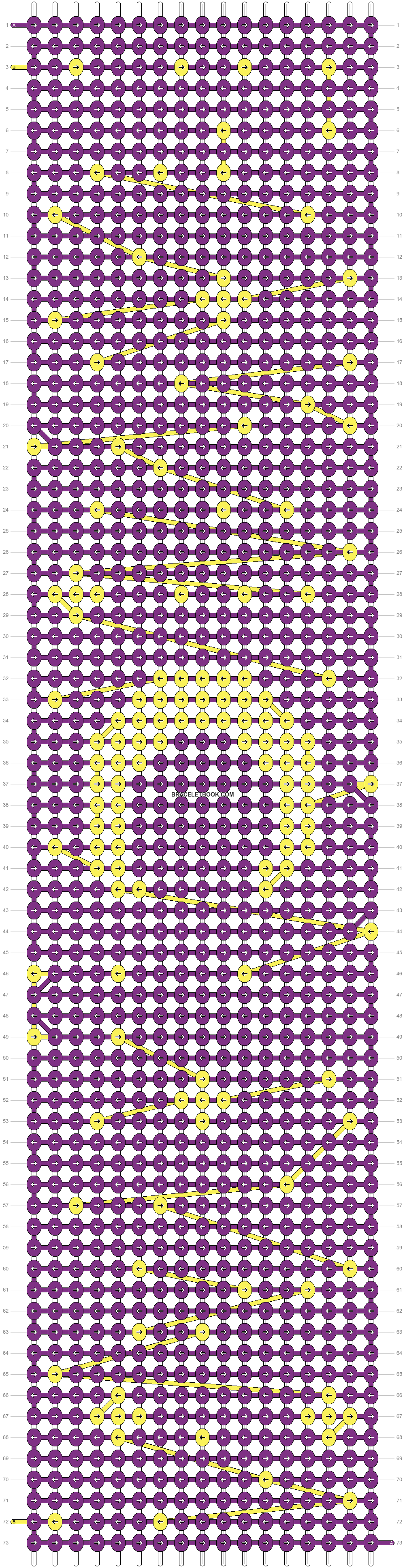 Alpha pattern #42340 variation #64157 pattern