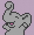 Alpha pattern #28390 variation #64179