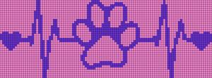 Alpha pattern #44392 variation #64207
