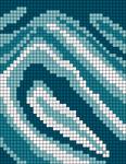 Alpha pattern #44473 variation #64262